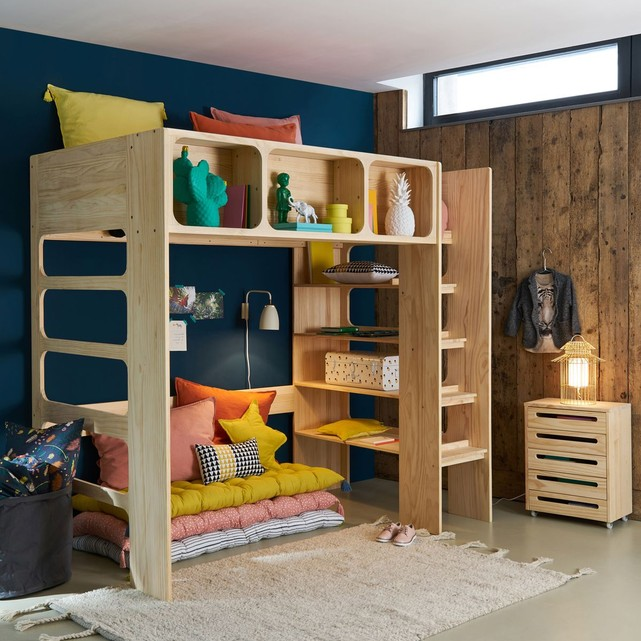idee deco amenager chambre deux enfants shop frenchyfancy 3 frenchy fancy. Black Bedroom Furniture Sets. Home Design Ideas