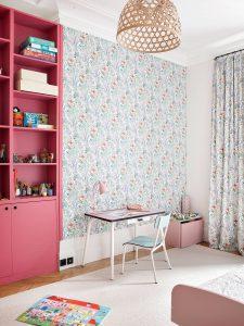 Un appartement Haussmannien haut en couleurs - FrecnhyFancy
