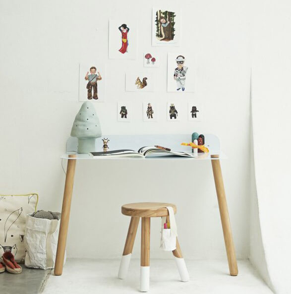 Des bureaux inspirants pour les kids - FrenchyFancy