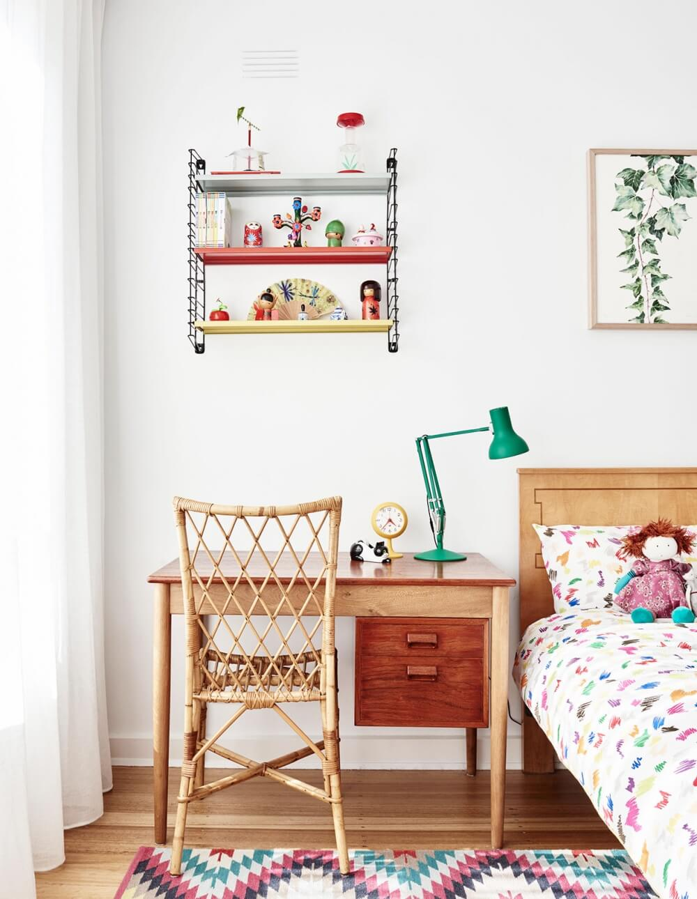 Des bureaux inspirants pour les kids Frenchy Fancy