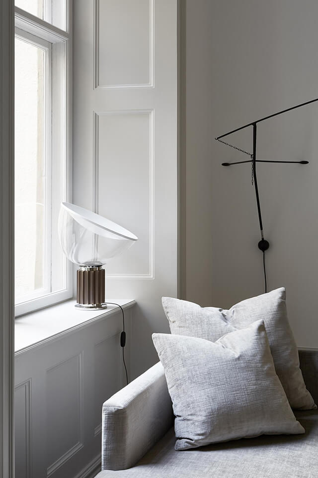 Daybed gris