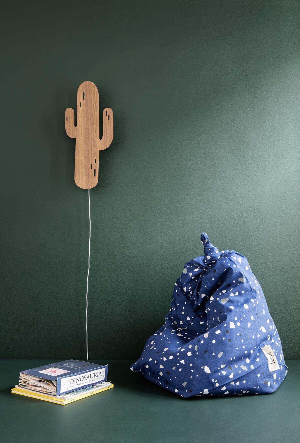 Applique murale cactus