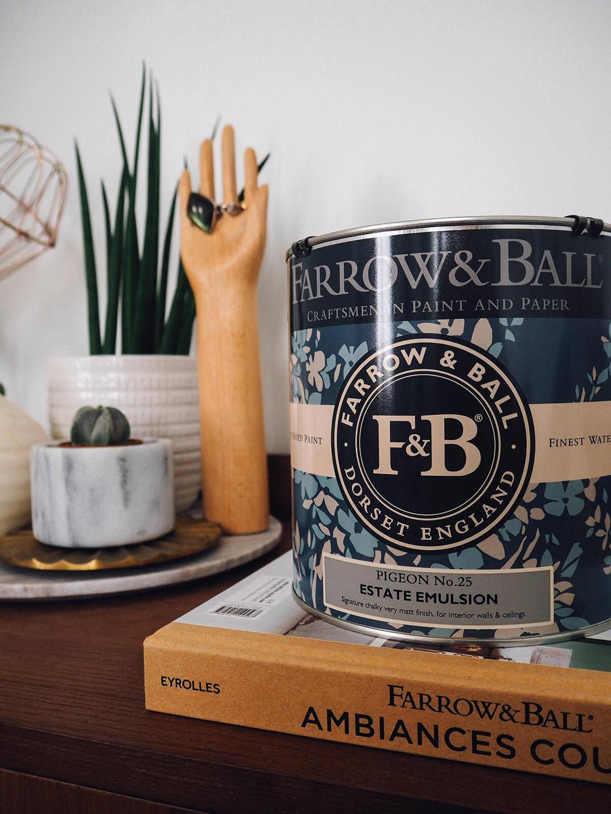 Pot de peinture édition limité Farrow & Ball