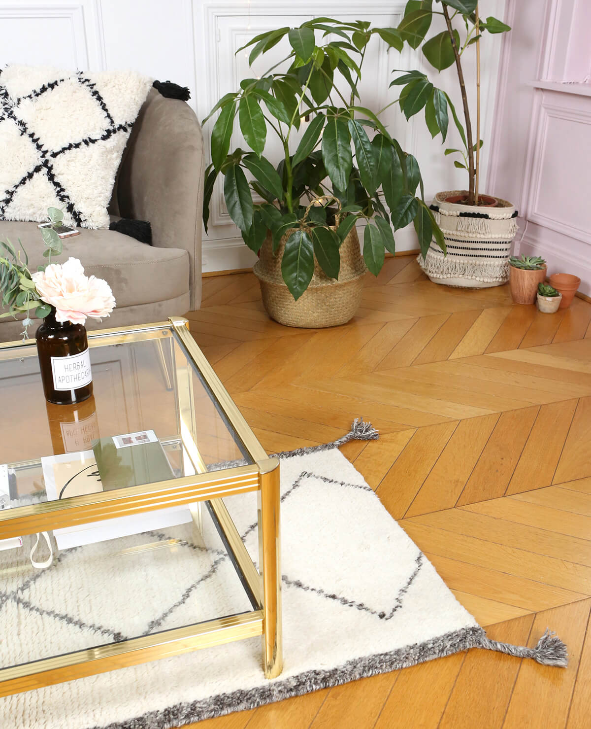 Le style bohème s'invite chez Pimkie Home - FrenchyFancy