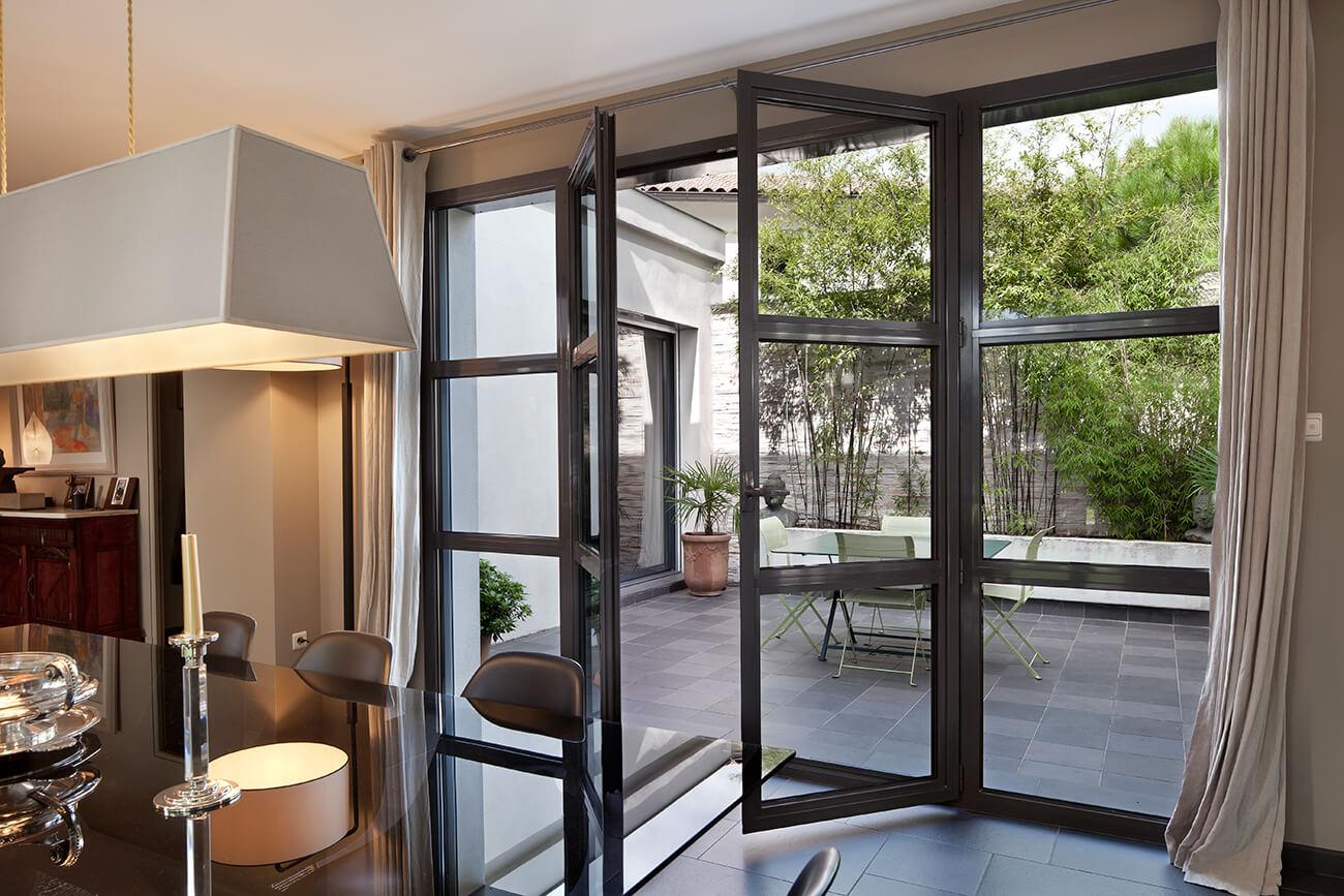 Les avantages d'une fenêtre en aluminium