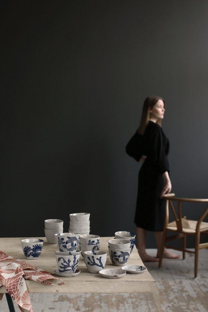 Bliss, la collection exclusive entre Kajsa Cramer & Emma von Brömssen - FrenchyFancy
