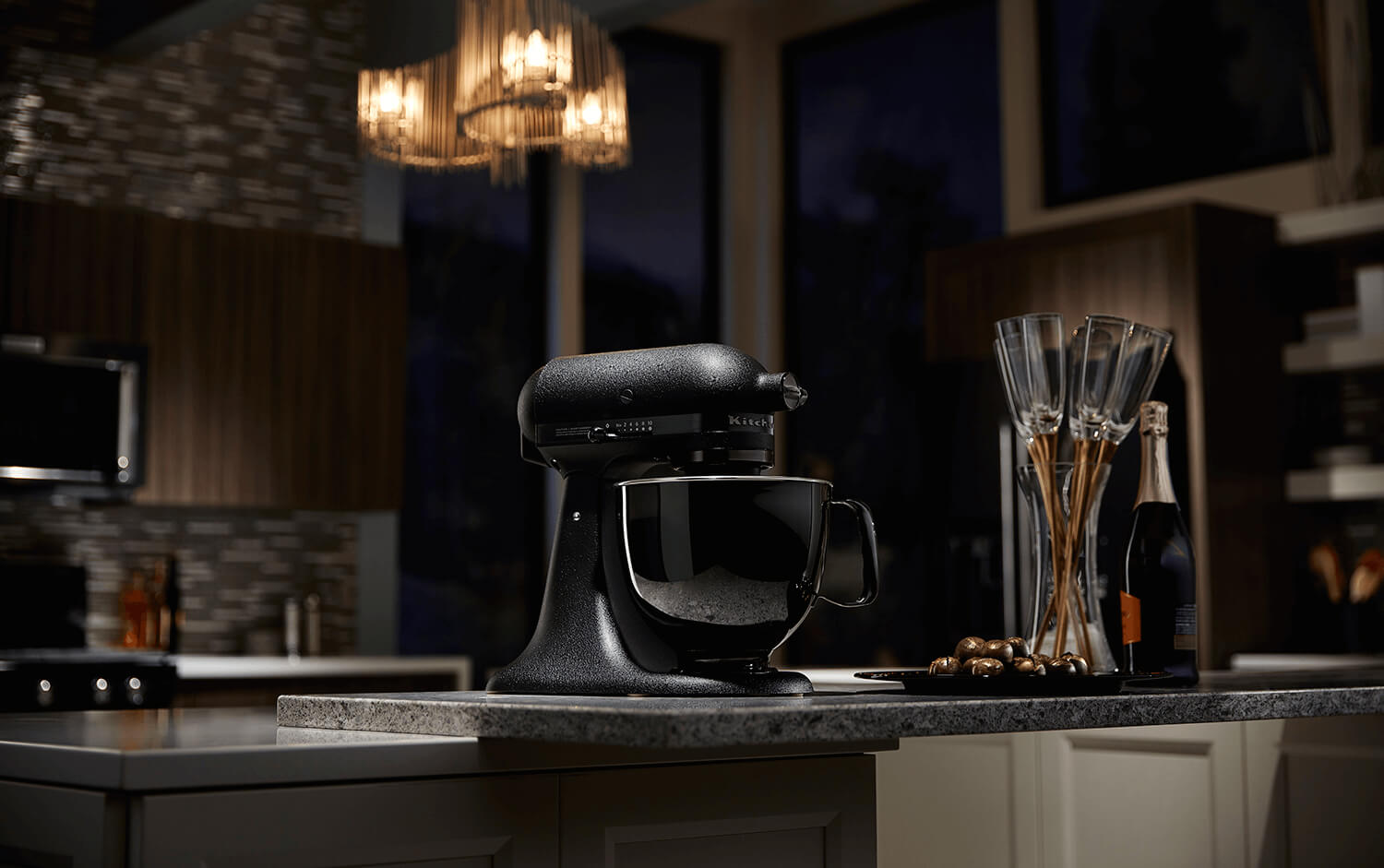 Le Diamant Noir Par Kitchenaid Frenchy Fancy