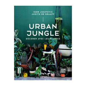 Livre Urban Jungle, 24€