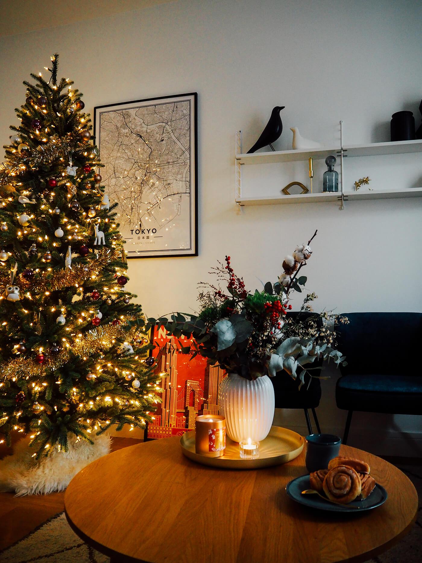 decorer appartement noel sapin artificiel balsam hill frenchyfancy 11 frenchy fancy. Black Bedroom Furniture Sets. Home Design Ideas
