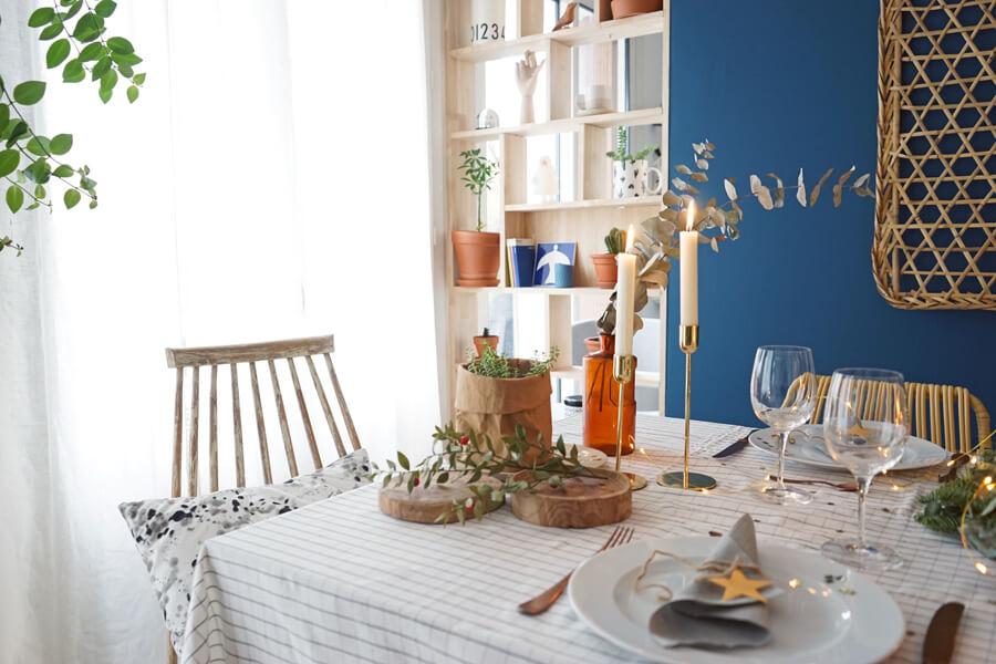 Décorer son intérieur pour Noël, les inspirations scandinaves de Juliana
