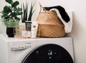 Le lave-linge TWINWash LG, quand l'utile devient beau - FrenchyFancy
