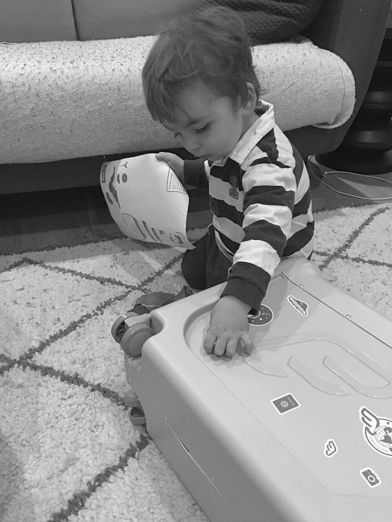 Nos astuces pour voyager avec un bébé - FrenchyFancy