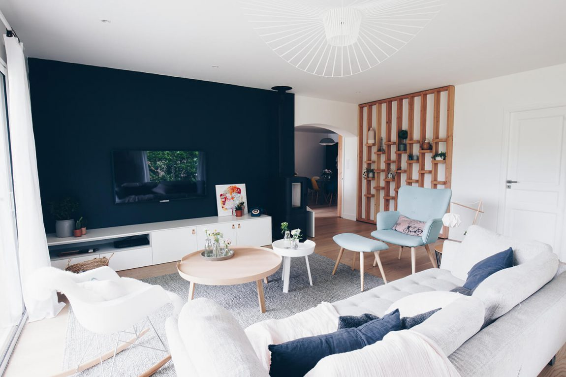 Rénovation / la maison d'inspiration scandinave d'Adeline - FrenchyFancy