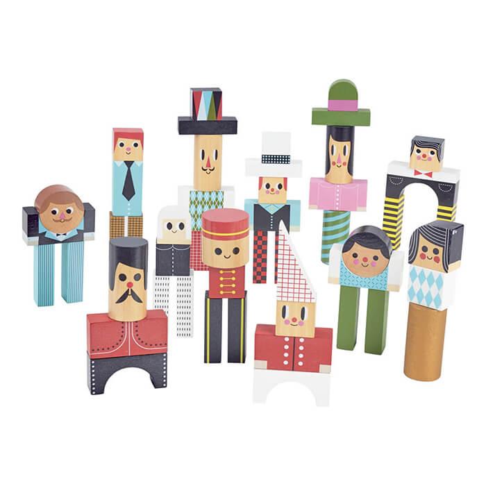 les plus beaux jouets en bois frenchy fancy