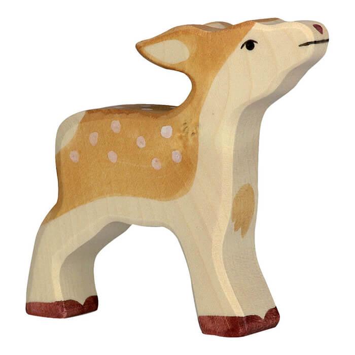 Les plus beaux jouets en bois frenchy fancy - Chambre bois et blanc ...