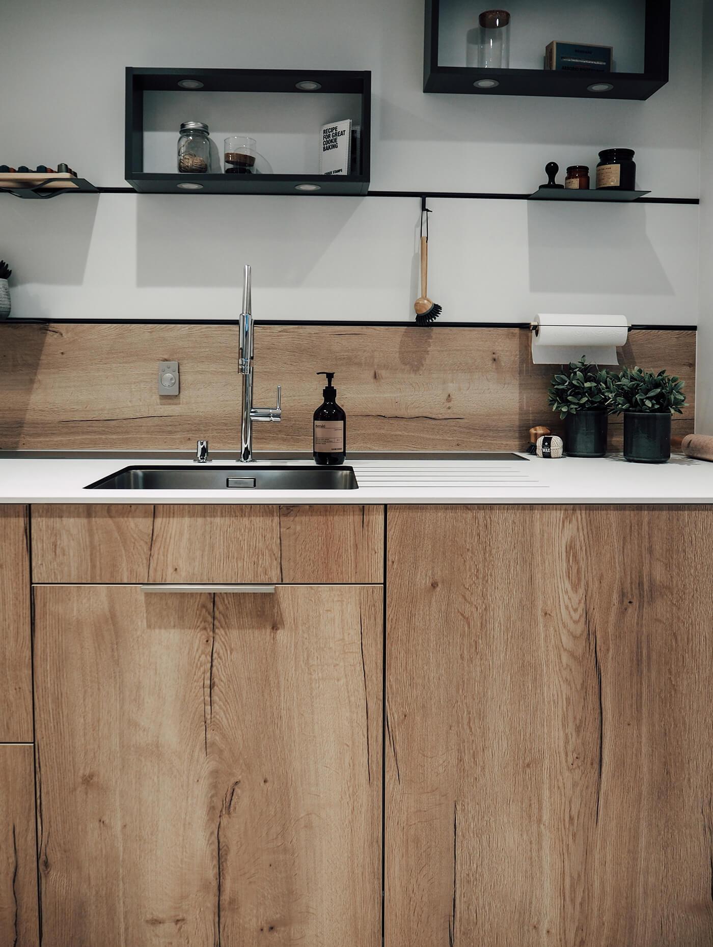 Deux cuisines Mobalpa inspirées de la nature - Frenchy Fancy