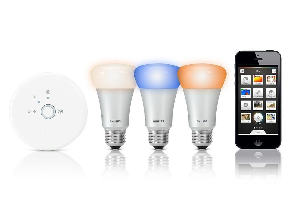 Ampoules connectées HUE