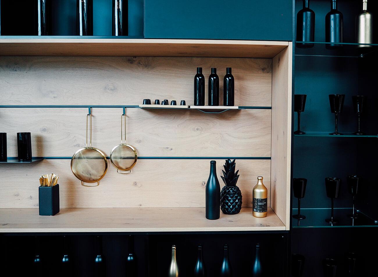 les r gles de base dans l 39 am nagement d 39 une cuisine frenchy fancy. Black Bedroom Furniture Sets. Home Design Ideas