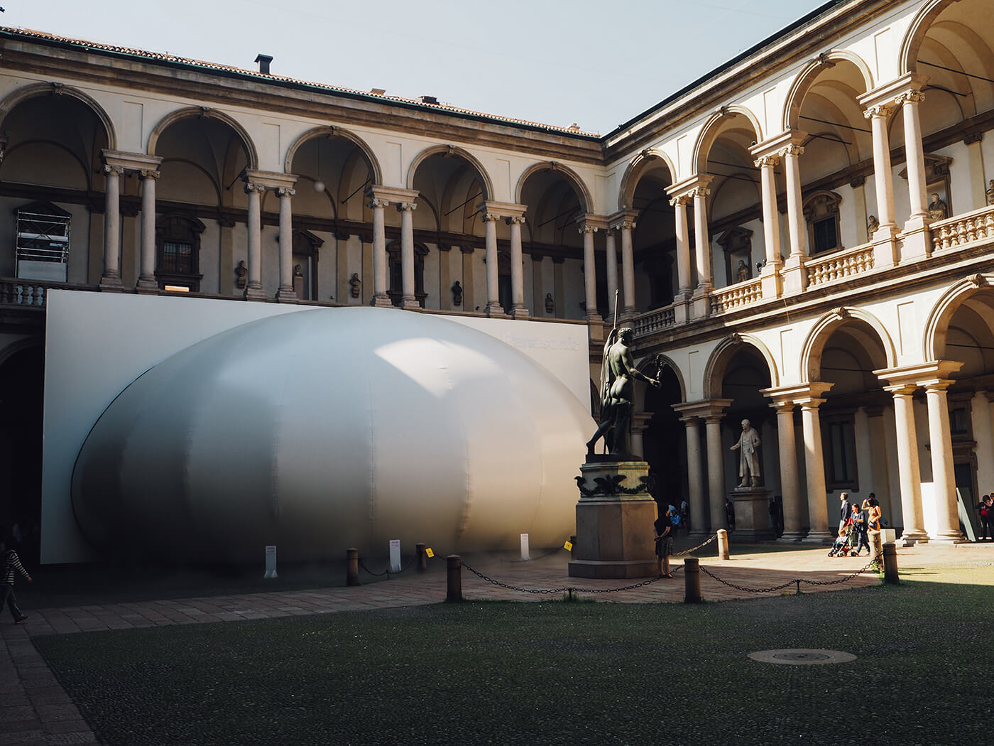 Installation Panasonic Milan Design Week 2018 - FrenchyFancy