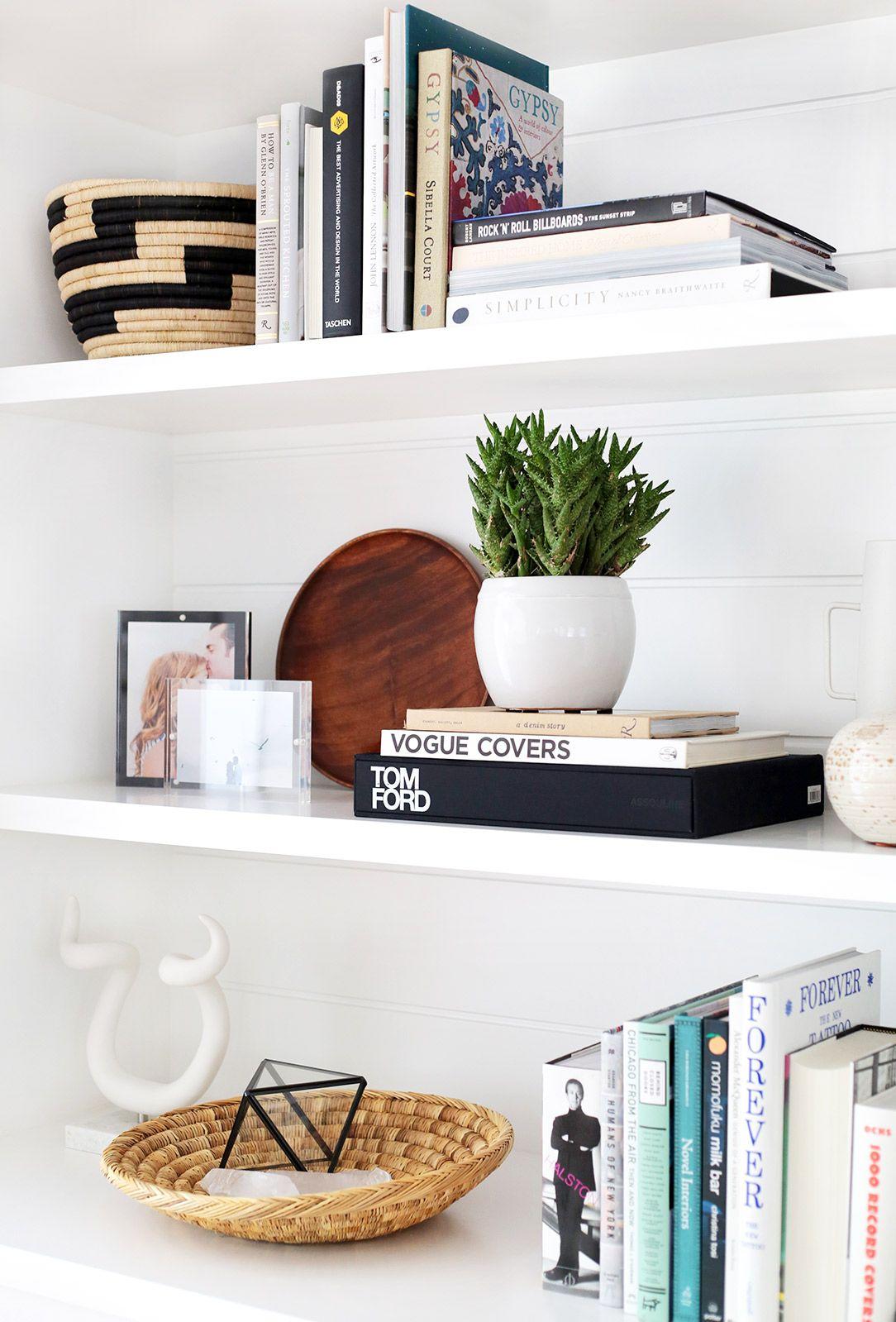 5 idées pour styliser votre bibliothèque