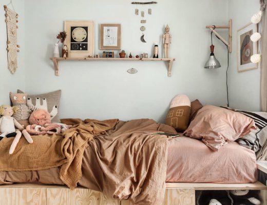 La chambre de Sonny Lou, petit garçon de 6 ans - FrenchyFancy