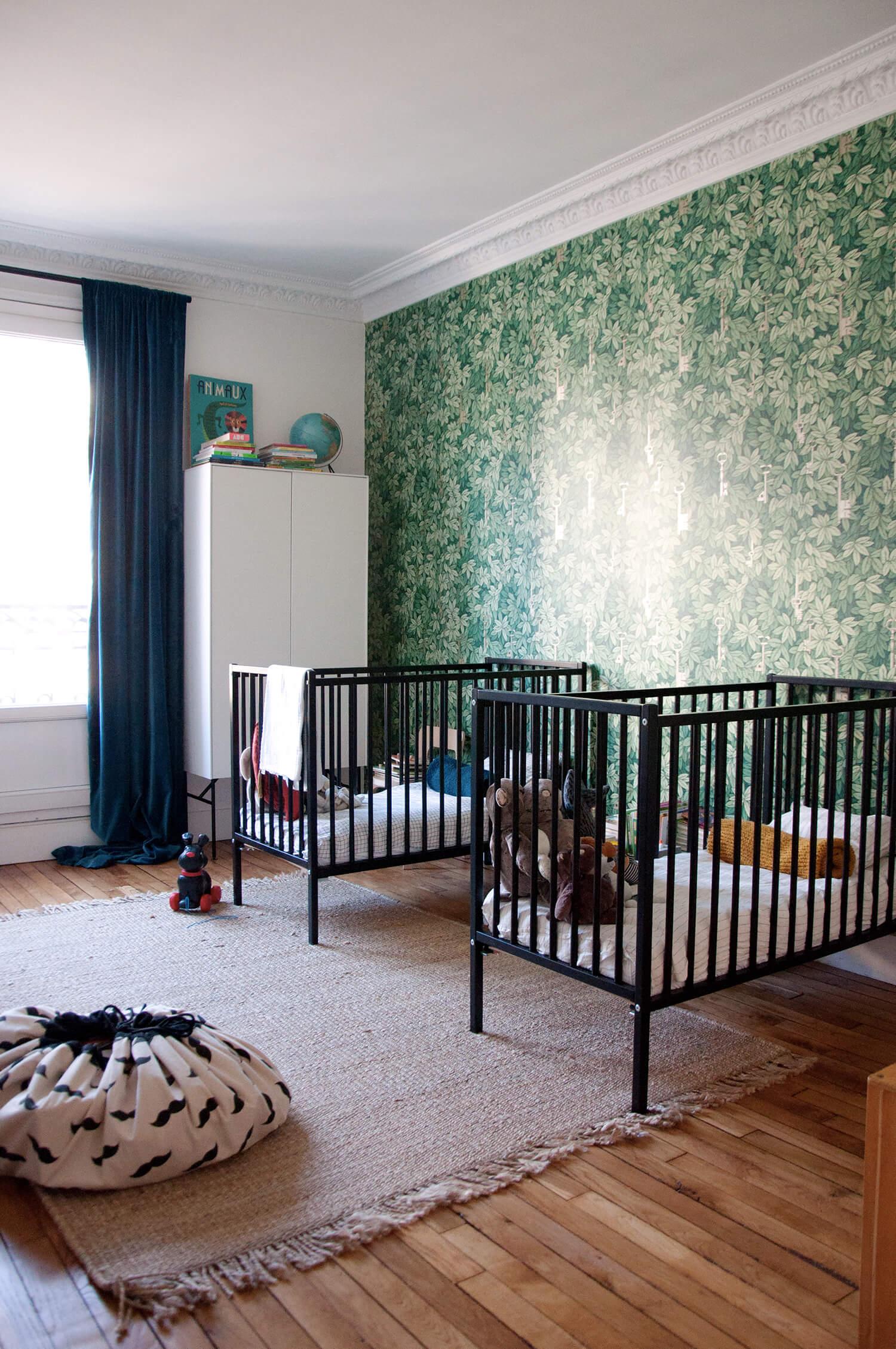 Papier peint chambre enfant