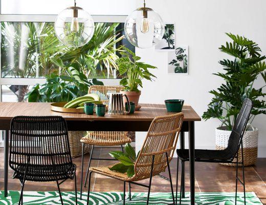 shopping pour une ambiance style maison de vacances frenchy fancy. Black Bedroom Furniture Sets. Home Design Ideas