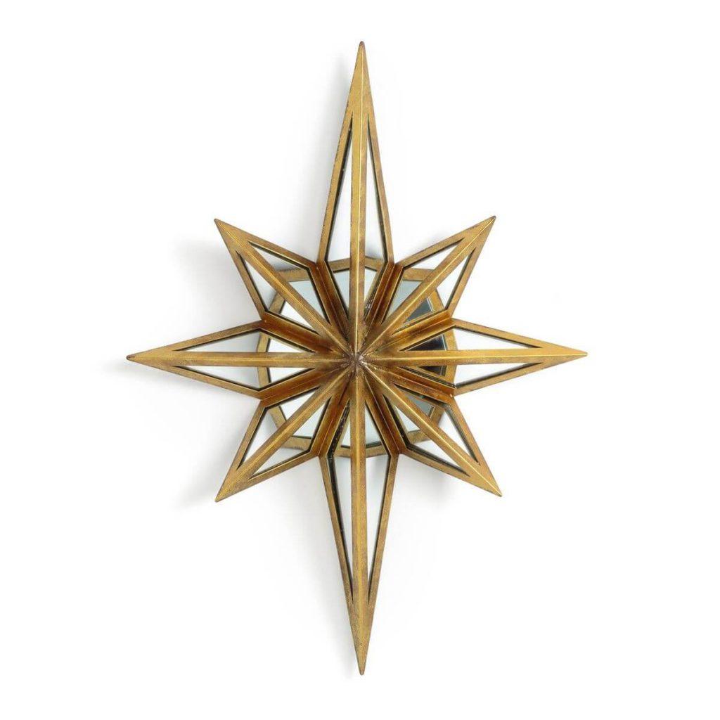 Un miroir étoile pour un décor enchanteur - FrenchyFancy