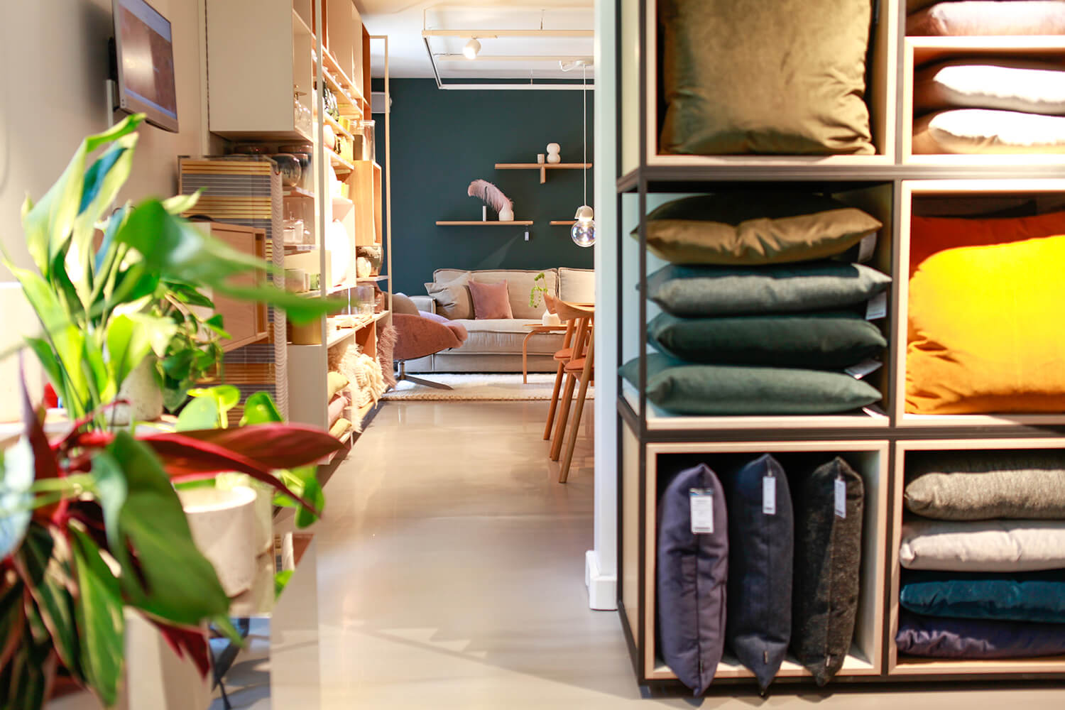 Boutique déco scandinave à Paris
