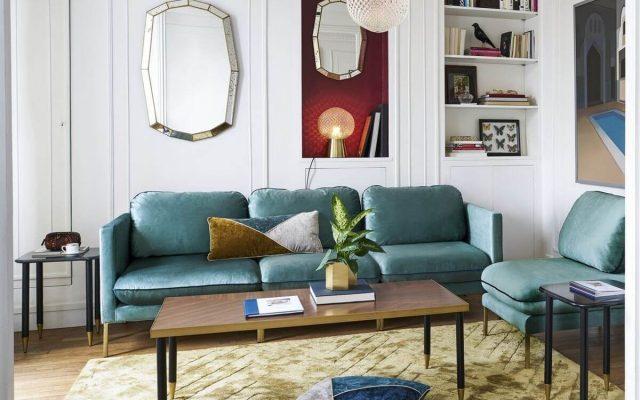 Le tapis Maison Père x La Redoute Intérieurs - FrenchyFancy