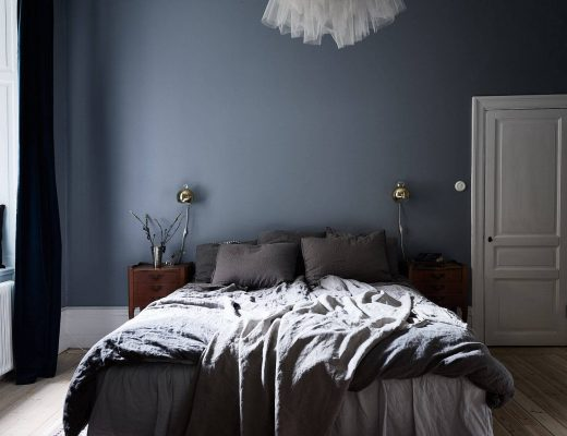 Une chambre bleue - FrenchyFancy