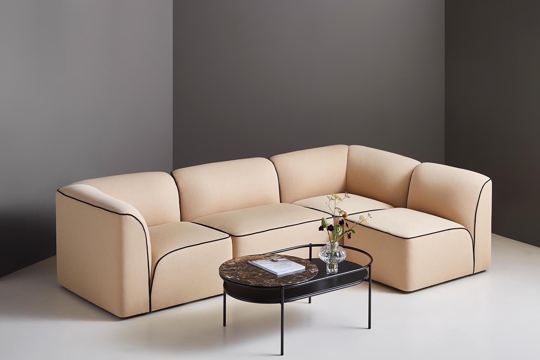 Canapé scandinave moderne