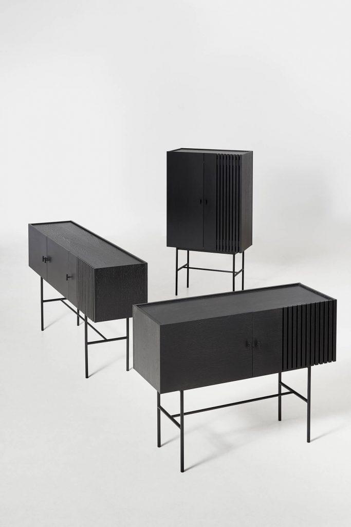 Les lignes épurées du mobilier WOUD - FrenchyFancy