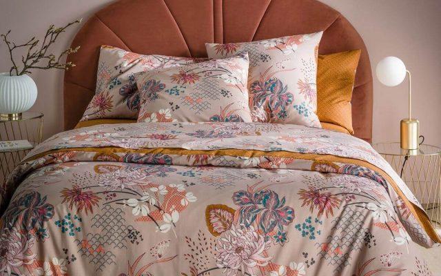 La tête de lit en velours Léone - FrenchyFancy