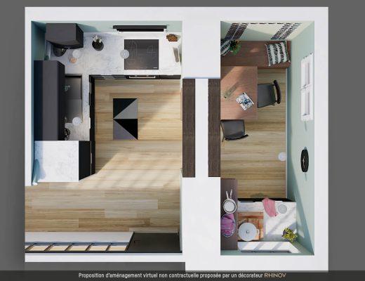 L'aménagement de notre cuisine avec Rhinov - FrenchyFancy
