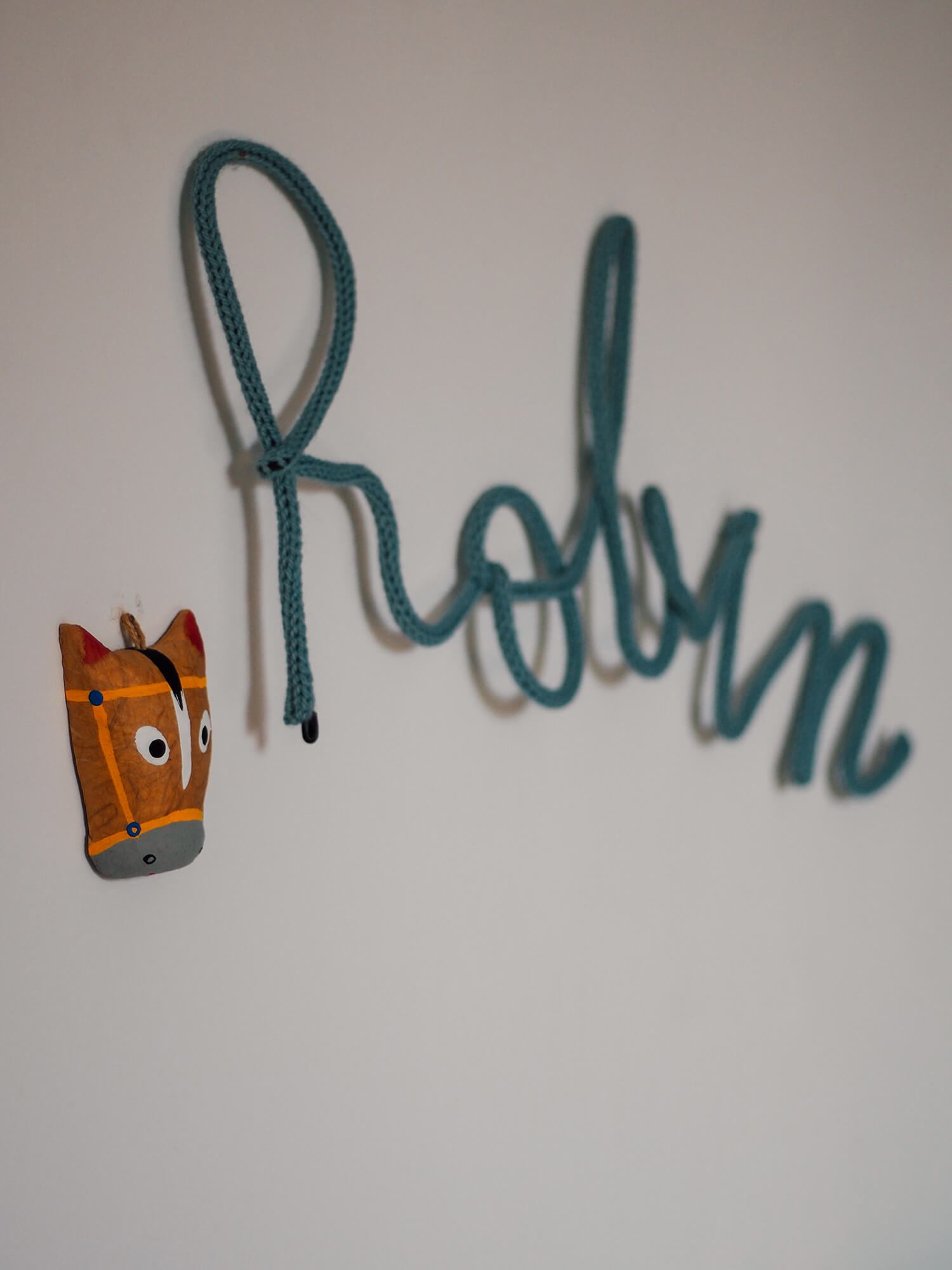 La nouvelle chambre de Robin