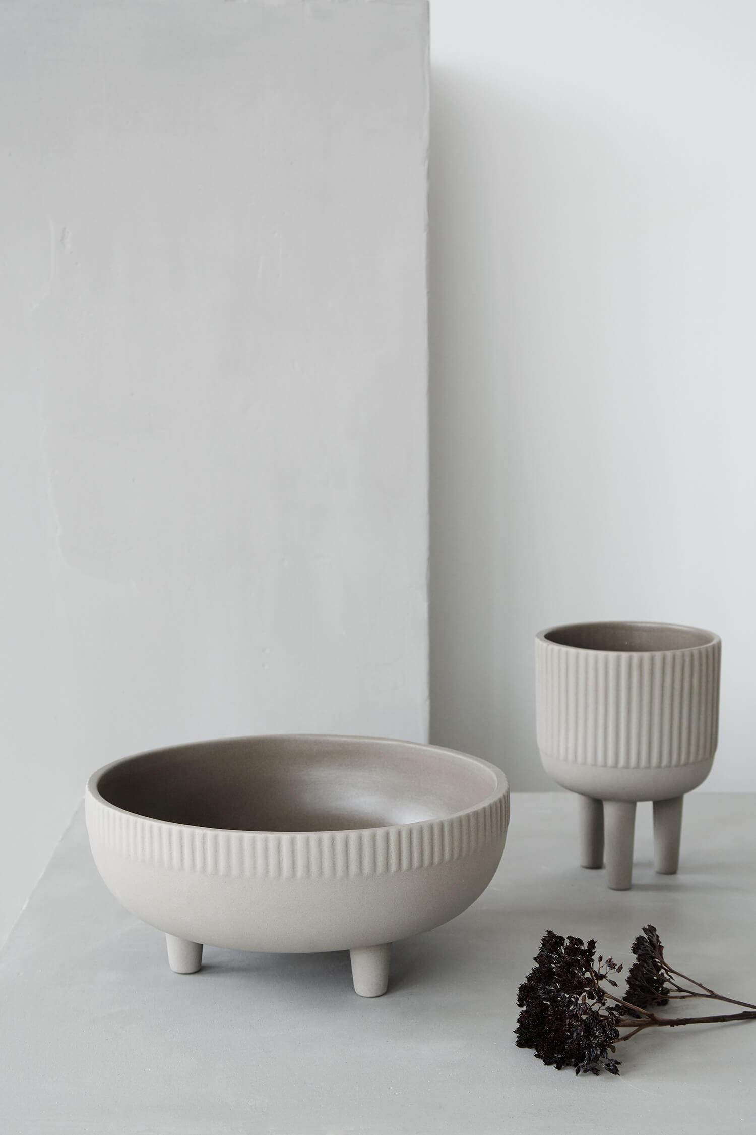 Les jolis pots de Kristina Dam Studio