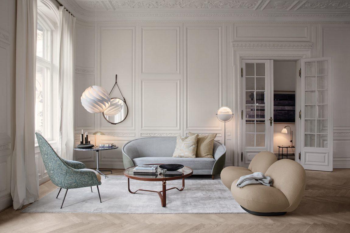 le fauteuil pacha par pierre paulin frenchy fancy. Black Bedroom Furniture Sets. Home Design Ideas