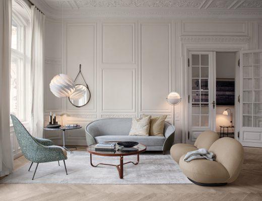 Le fauteuil Pacha par Pierre Paulin - FrenchyFancy