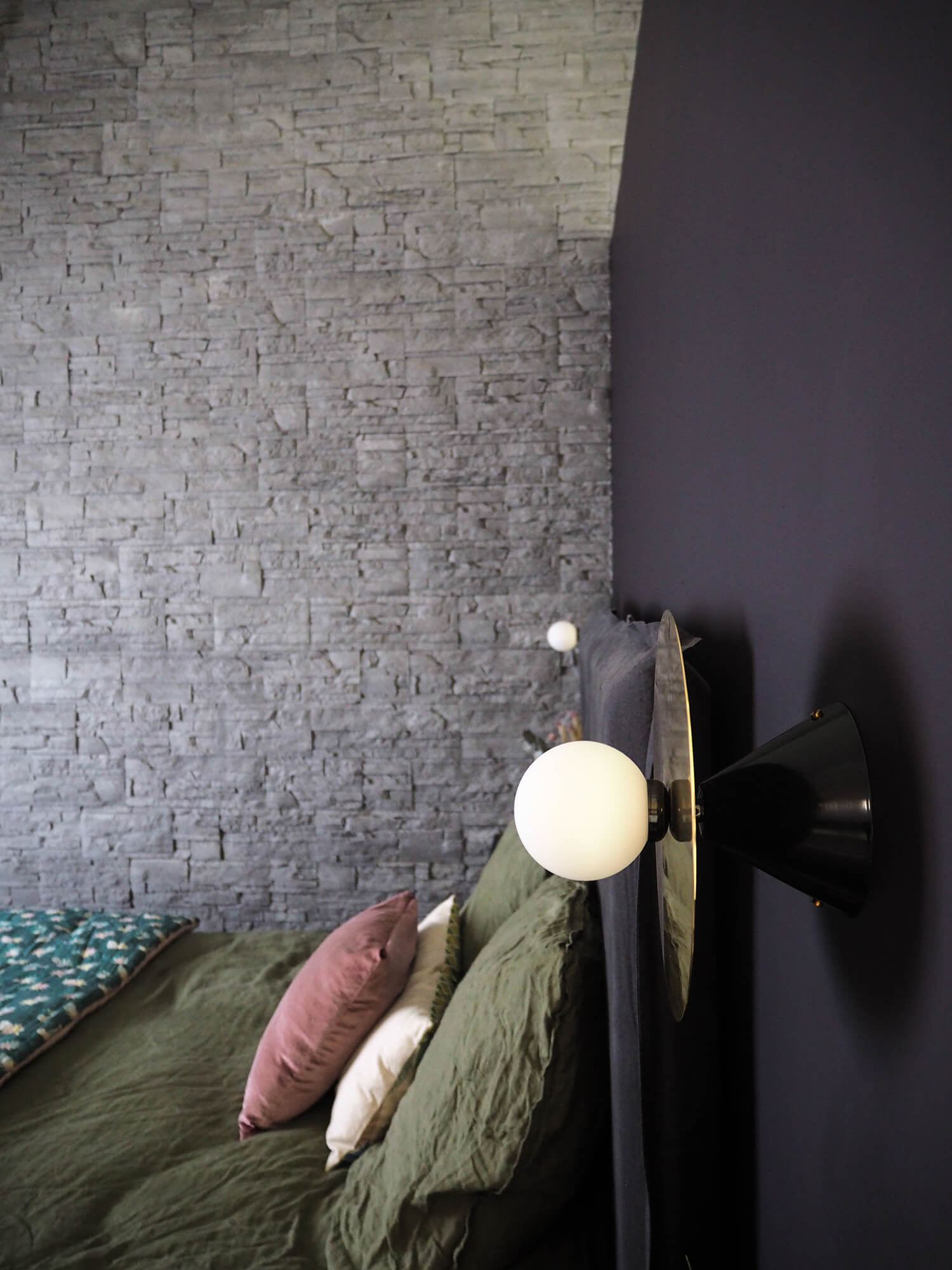 Mur Paean black farrow and ball