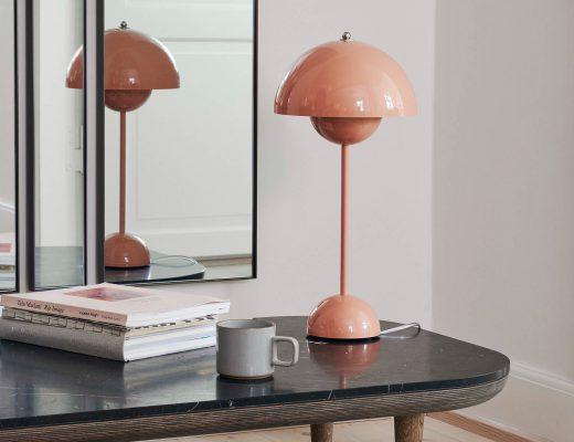 La lampe Flowerpot fête ses 50 ans - FrenchyFancy