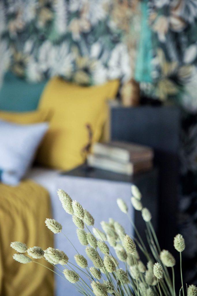 Osez du linge de lit coloré - FrenchyFancy