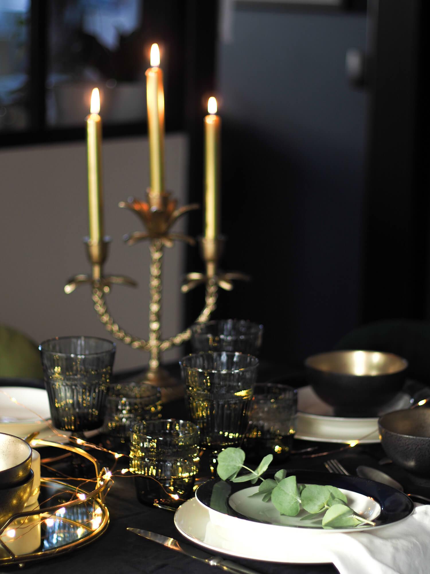 Ma table de Noël avec Absolument Maison