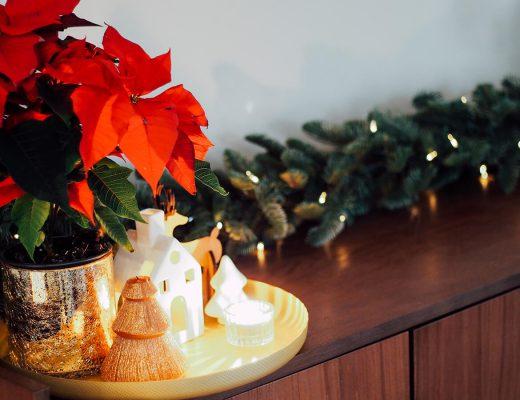 Décorer son intérieur pour Noël (sans forcément faire de sapin) - FrenchyFancy