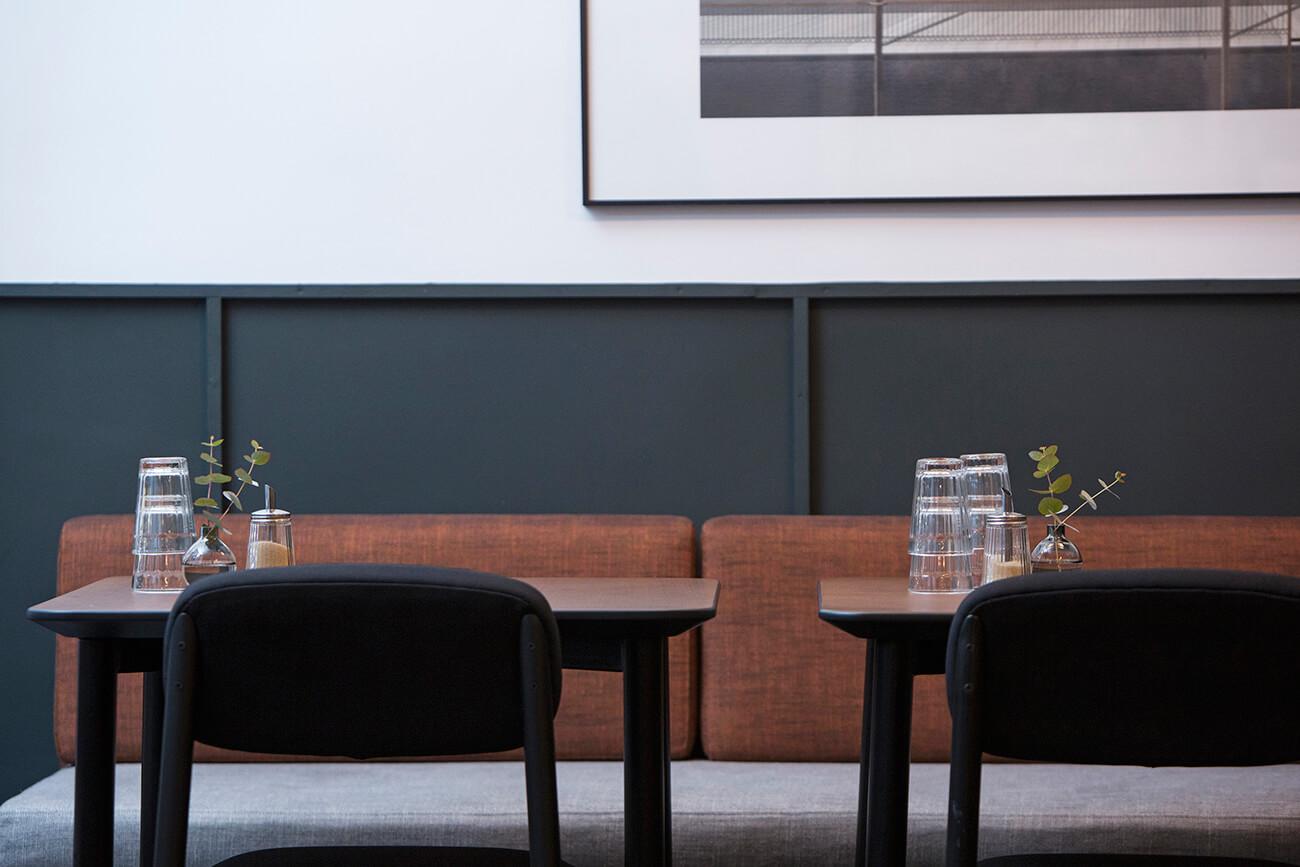 Kann Design, le nouveau showroom et le café parisien