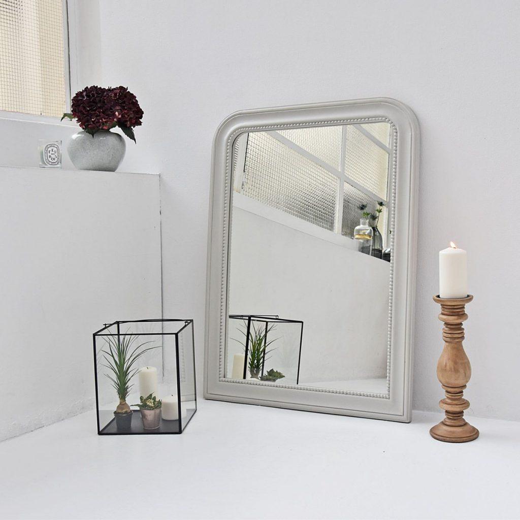 Quel miroir pour trôner au dessus d'une cheminée - FrenchyFancy