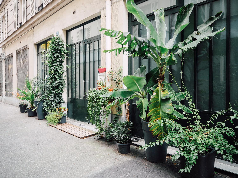 Loft parisien