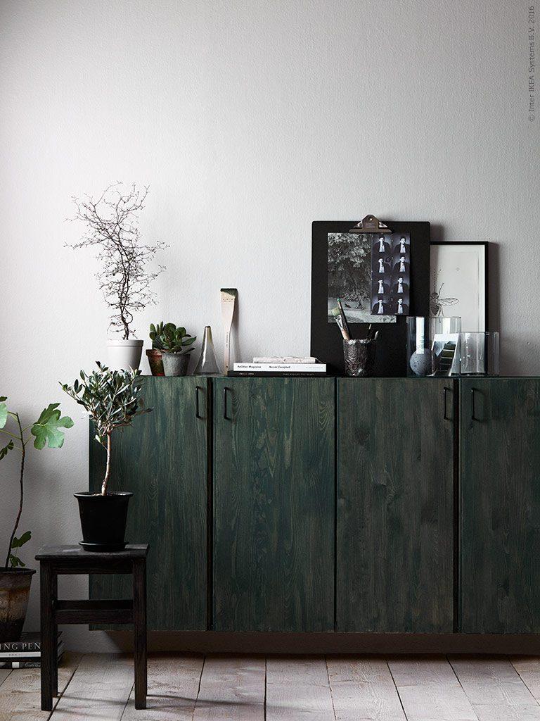 IKEA hack : que faire avec les caissons en bois Ivar ?