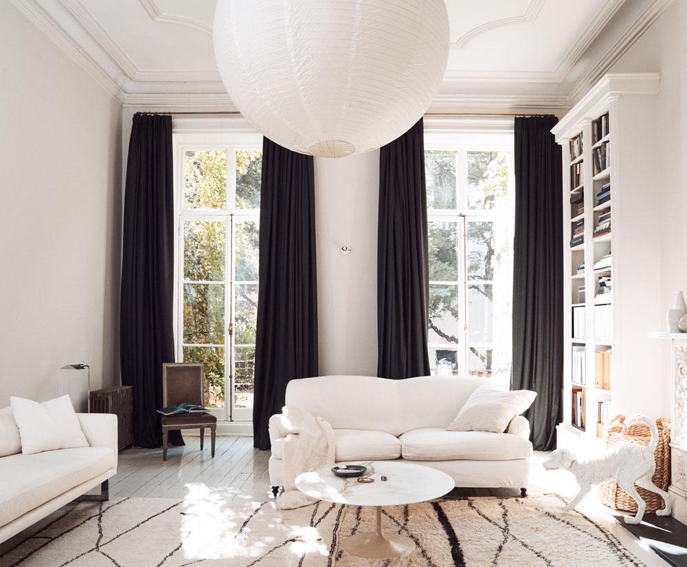 L'intérieur chic et cosy de Tom Delavan - FrenchyFancy