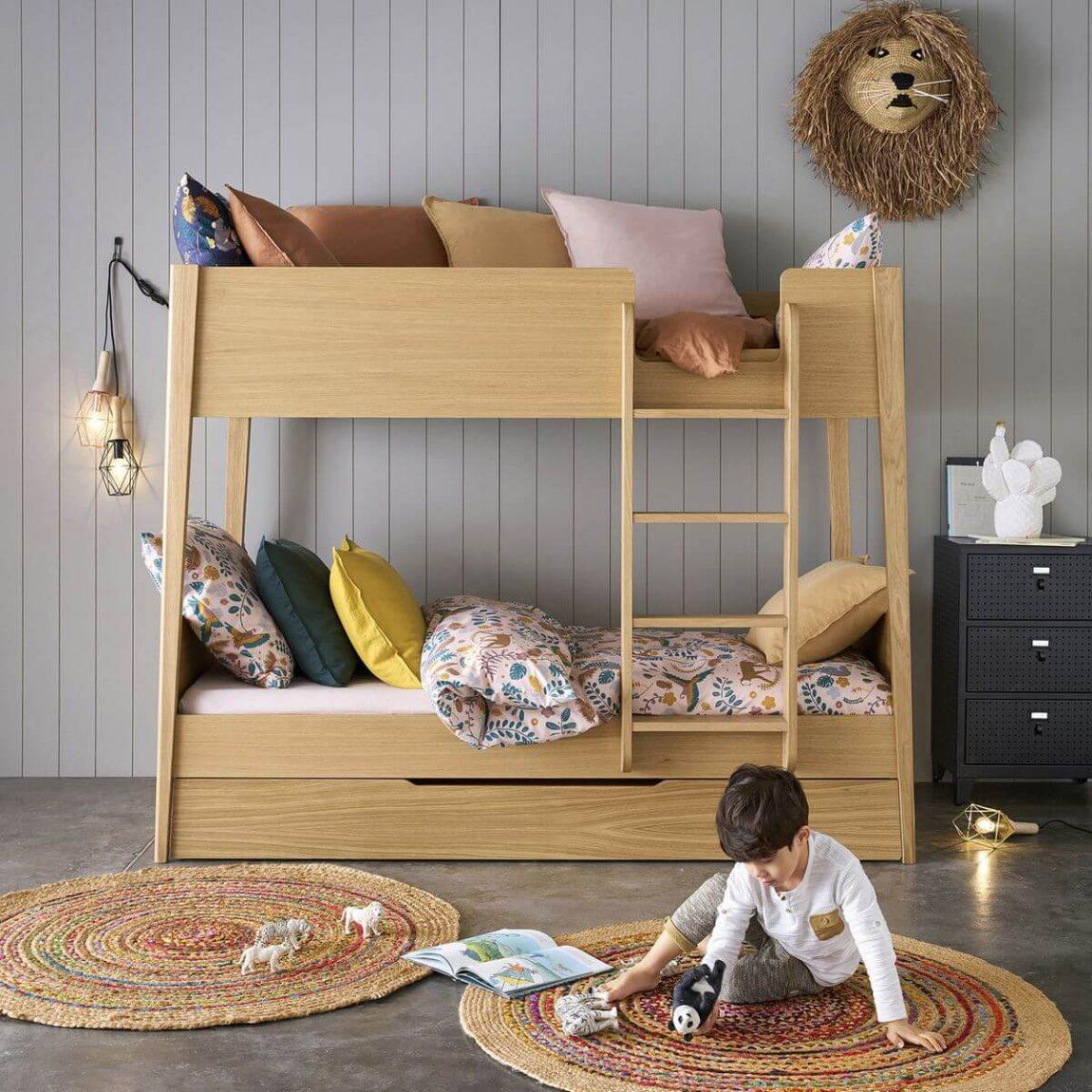 Alceste, des lits superposés qui ont du style - FrenchyFancy